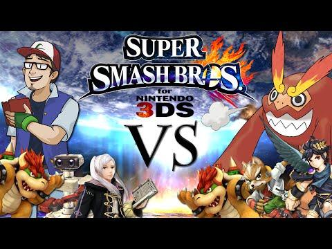 Smash Bros. VS: Shofu!