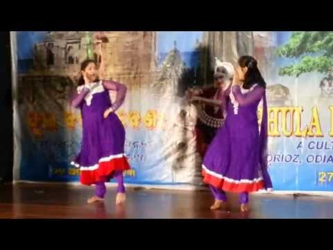 Bahara Bahara Dance By Guddy & Smita video