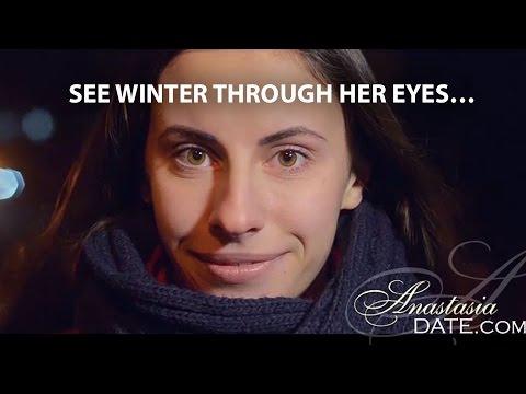 AnastasiaDate - See Winter through Her Eyes