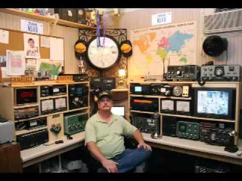 Ham Radio Console Ham Radio Shacks
