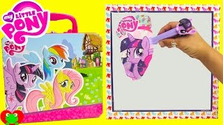 My Little Pony Magic Art Scratcher with Surprises