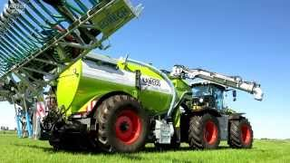 CLAAS XERION 4000 TRAC VC + KAWECO Double Twin Shift | AGRALL Servis a.s.