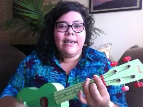 Old Number 7- ukulele cover by Melody Houser
