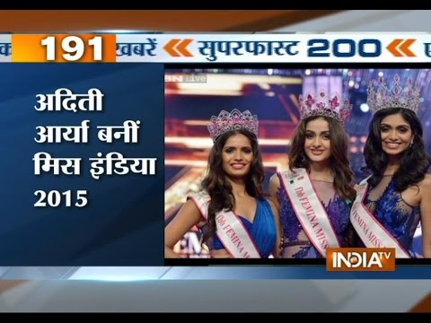 India TV News: Superfast 200 March 29, 2015