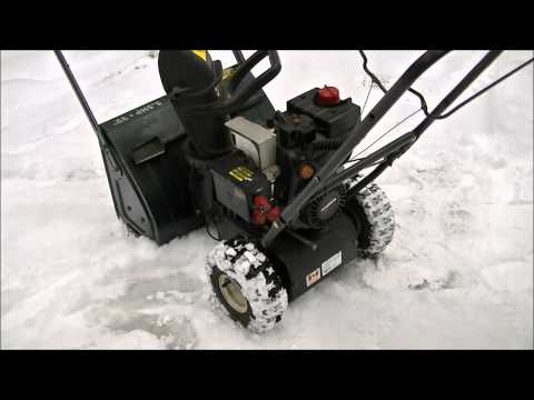 How To Adjust The Hi Idle On Most Snowblower Engines