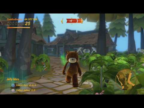Naughty Bear Multiplayer Video