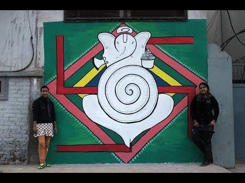 3d ceramic mural art ganesha for 3d ceramic mural art