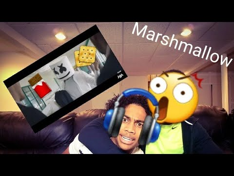 Marshmello - Blocks (Official Music Video) - Reaction MP3
