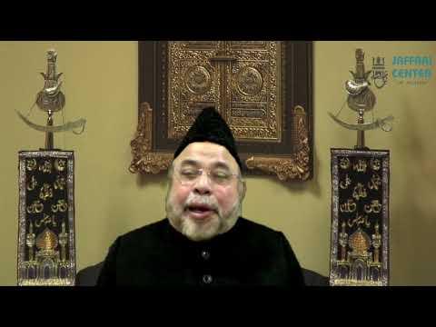 8th #Muharram - Maulana Sadiq Hasan  2020/1442