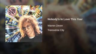 Watch Warren Zevon Transverse City video