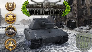 World of Tanks - E100 - 11 Kills - 8.3k Damage - 1vs5 [Replay|HD]