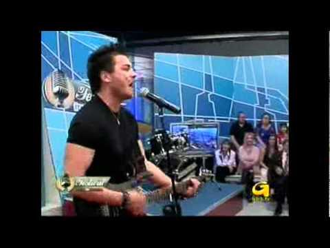 """Thomas Grazioso canta """"LA PROSSIMA MOSSA"""" ospite a FESTIVAL ITALIA IN MUSICA"""