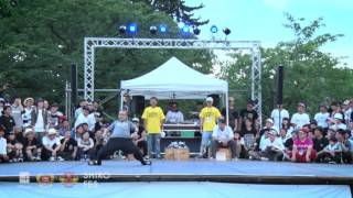POPPIN J(KOREA) Judge Move | Samurai 2016.07.03 | UGcrapht×Funky Stadium