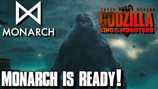 Monarch Is READY! - Godzilla: King Of The Monsters