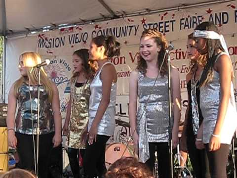 Johnny Contardo Performs Grease At The Mission Viejo Street Fair 2010.avi video