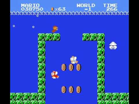 Super Mario Bros - Vizzed.com Play - User video