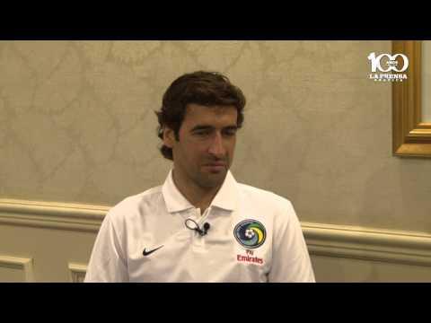 Entrevista exclusiva con Raúl González Blanco