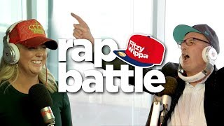Kochie from Sunrise in a rap battle. Nuff said!