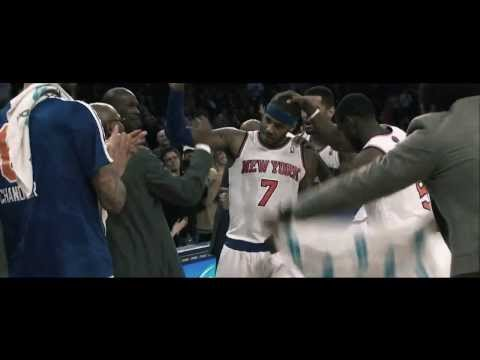 CARMELO ANTHONY 62 PTS RECAP