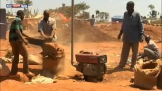 اهتمام متزايد بالبحث عن الذهب بأوغندا