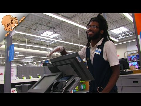 Walmart Employee Thought We Did Porn!