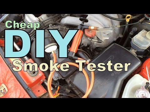 Cheap DIY Smoke Tester