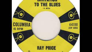 Watch Ray Price Invitation To The Blues video