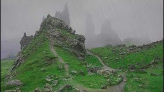 10 Hours Best Celtic Highlands Sleep Relaxation Music With Rain Ambiance Wow Compilation