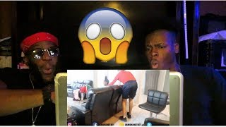 Putting Cierra And Jordan out of the house PRANK!!! FT. PerfectLaughs *REACTION*