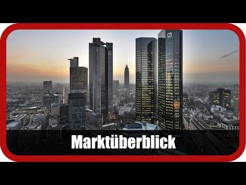 Marktüberblick: Deutsche Bank, Infineon und Daimler im Fokus