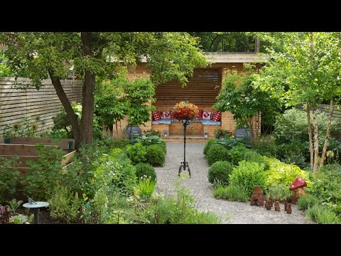 Gardening – A Gardener's Dream Backyard Makeover