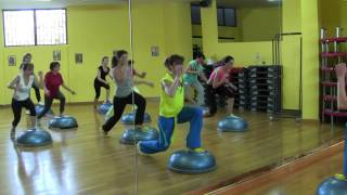 BOSU - Total body coreography (by Lenka)