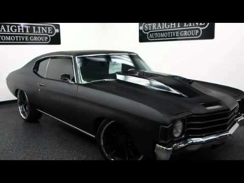 1972 Chevrolet Chevelle Dallas Tx Youtube