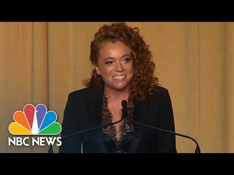 Michelle Wolf's White House Correspondent's Dinner Speech: PG-13 Version | NBC News