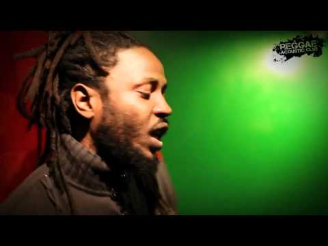 Reggae Acoustic Club #1 - Lyricson & Kubix ( Yard Must Listen This ] video