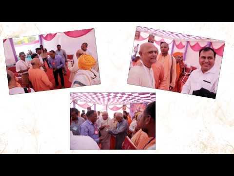 "News - Sant Chintan Betak ""brainstorming"" with saints at Ahmedabad"
