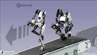 Let's Play Portal 2 Co op Part 2
