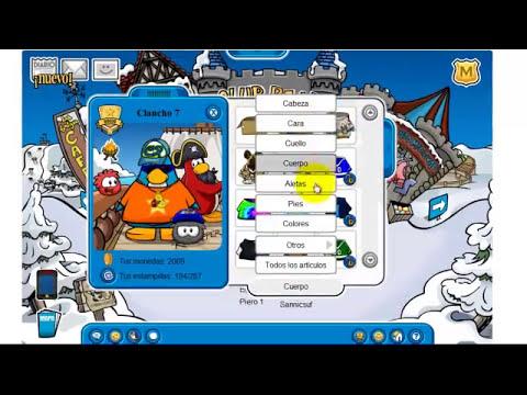 Club Penguin Como Desbloquear un codigo