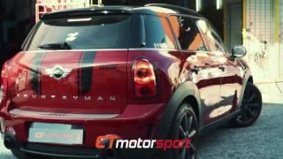 Mini Cooper S Countryman R60 Carbon Fiber Exterior and Interior Accessories