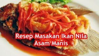 download lagu Resep Masakan Ikan Nila Asam Manis gratis