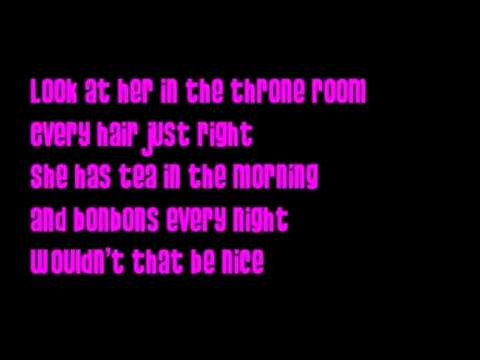 Barbie Movie Song: I Wish I Had Her Life Lyrics On Screen video
