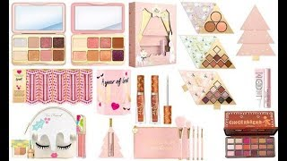 Too Faced - 🎅🎄 Preview of ALL Holiday Collection ✨❤️ | MAKEUP ADDICTED
