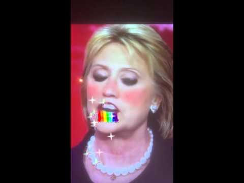 OMG crazy Hillary Clinton Democratic Debate vs Bernie Sanders for Presidency