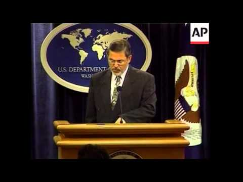 State Dept briefing on Zimbabwe, Myanmar and Liberia