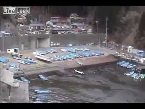 Just Released !!!! (2012) - New Footage Of Japan Tsunami video