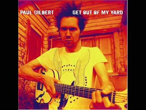 Paul Gilbert - My Teeth Are A Drum Set
