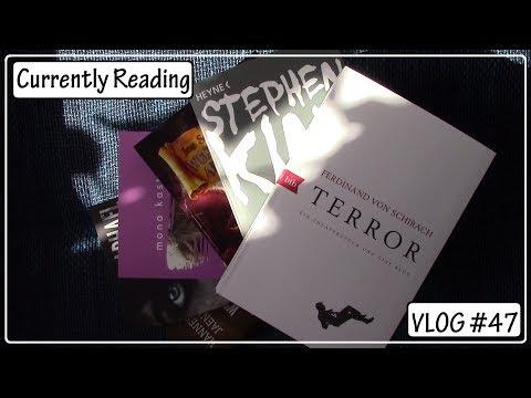 Weekly Currently Reading VLOG #47  || 4 beendete Bücher ;)