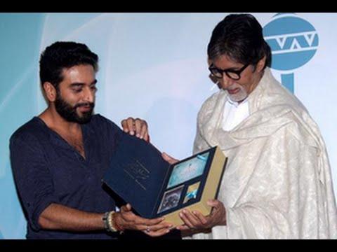Amitabh Bachchan unveils Shekhar Ravjianis Hanuman Chalisa Launch...