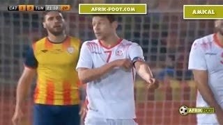 Catalogne vs Tunisie (3-3, 2-4 T.A.B) - Match amical