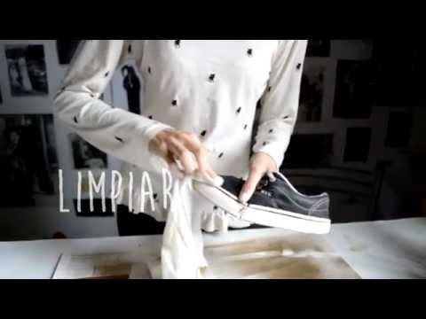 DIY: Zapatillas viejas